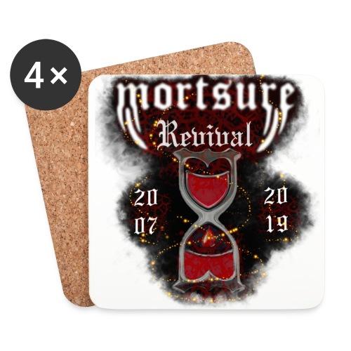 mortsure revival2 - Dessous de verre (lot de 4)