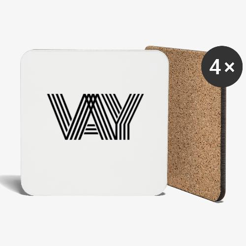 VAY - Untersetzer (4er-Set)