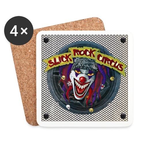 Slick Rock Circus - Live Shirt Exploding Speaker - Untersetzer (4er-Set)