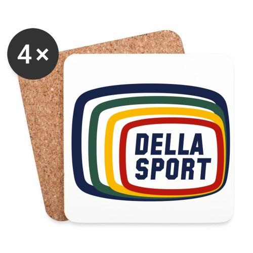 sportspegel tshirt 4 png - Underlägg (4-pack)