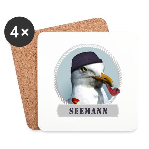 Seemann - Untersetzer (4er-Set)