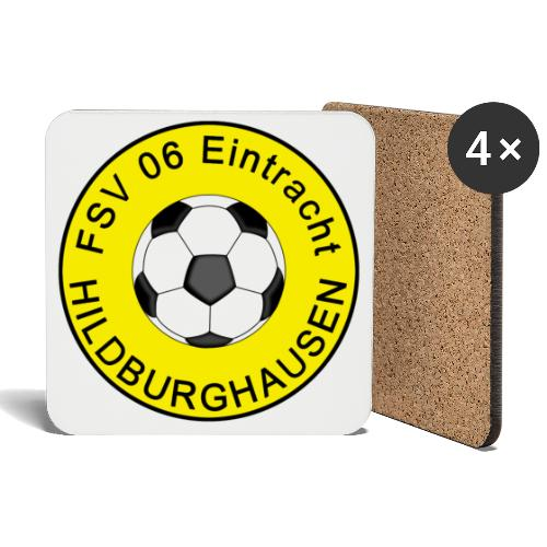 Hildburghausen FSV 06 Club Tradition - Untersetzer (4er-Set)