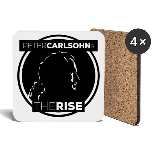Peter Carlsohn's The Rise - Coasters (set of 4)