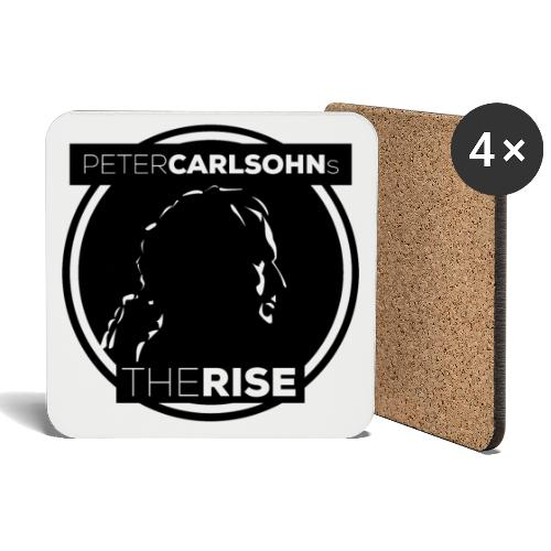 Peter Carlsohn's The Rise - Underlägg (4-pack)