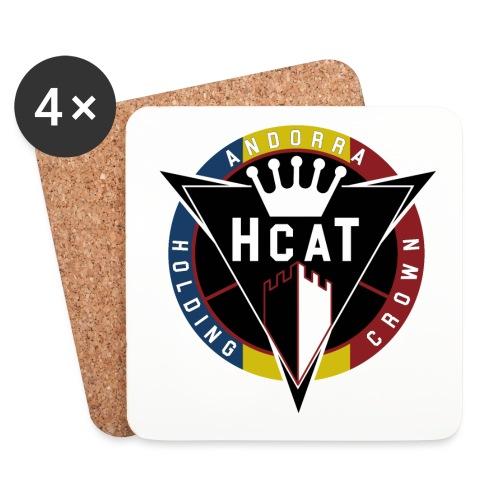 HCAT COLORS - Posavasos (juego de 4)