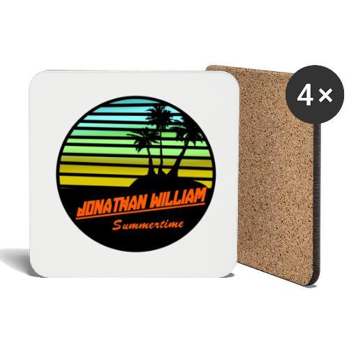 Jonathan William Summertime Extra - Coasters (set of 4)