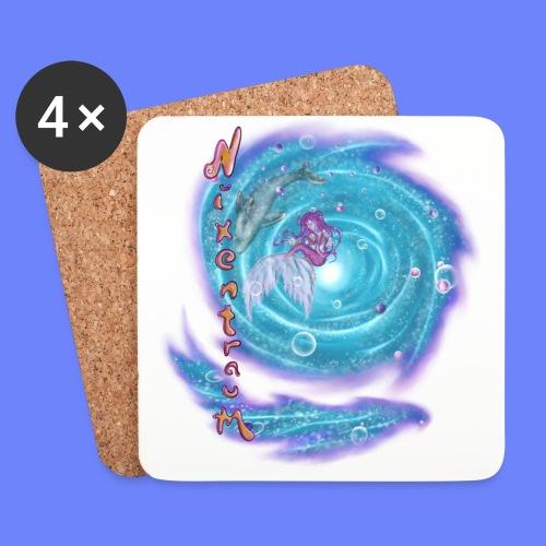 nixentraum - Untersetzer (4er-Set)