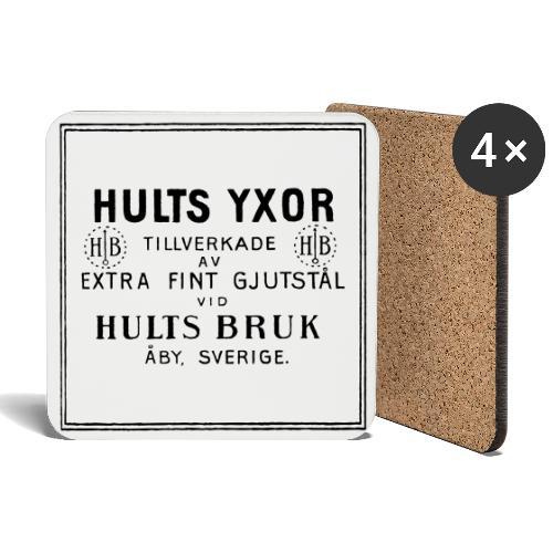 Hults Yxor - Underlägg (4-pack)