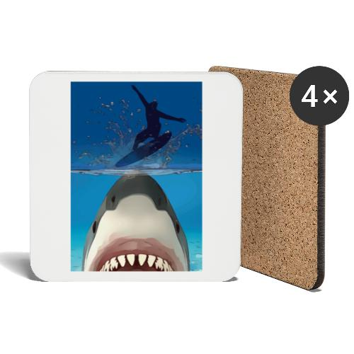 Surfs Up !! - Coasters (set of 4)