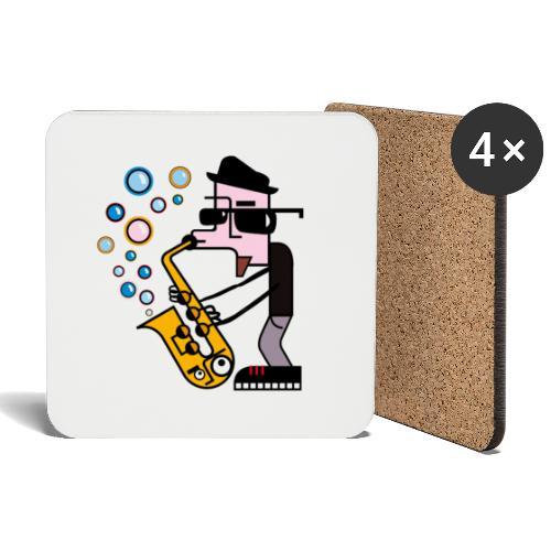 Music 6 - Sottobicchieri (set da 4 pezzi)